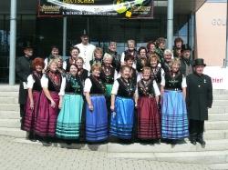 9. Thüringer Trachtenfest in Altenburg 2012