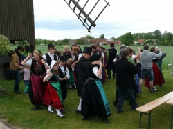 Mühlentag  Tanz-Annemarie