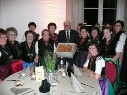 Neujahrsempfang bei Frank-Walter Steinmeier