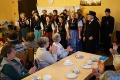Seniorennachmittag-Das Haus- Altes Lager