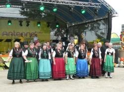 15. Kreiserntefest in Ruhlsdorf